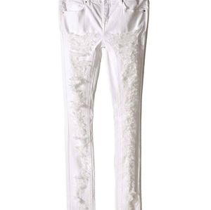 White Blank NYC ripped pants/jeans